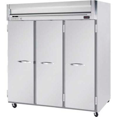 Beverage Air® HRPS3HC-1S Reach-In Refrigerator; 74 Cu. Ft. Stainless Steel
