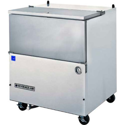"School Milk Coolers SM Series, 34-1/2""W - SM34NHC-W"
