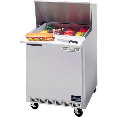 "Food Prep Tables SPE27 Elite Series Mega Top, 27""W - SPE27HC-12M-A"