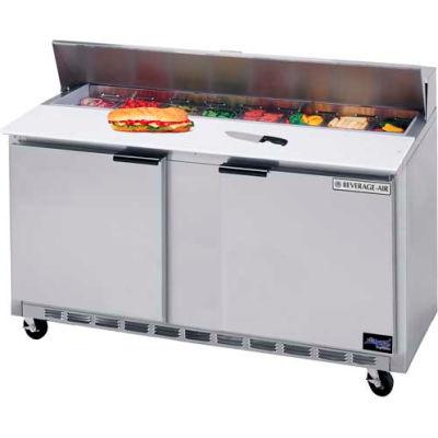 """Beverage Air® SPE60HC-10C Food Prep Tables Spe60 Elite Series Cutting Top, 60""""W"""