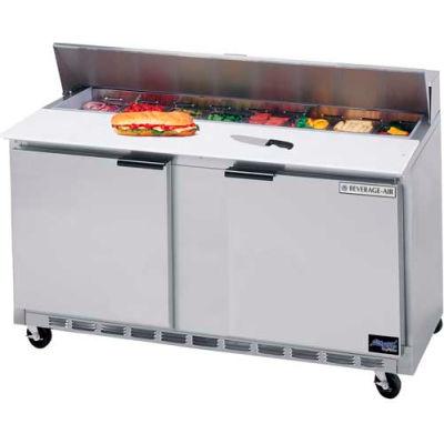 """Food Prep Tables SPE60 Elite Series Standard Top, 60""""W - SPE60HC-12"""