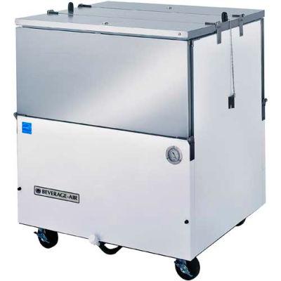 "School Milk Coolers Dual Access, Cold Wall ST Series, 34""W - ST34HC-W"