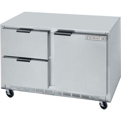 """Undercounter Refrigerator w/ Drawers UCRD 29""""D Series, 48""""W - UCRD48AHC-2"""