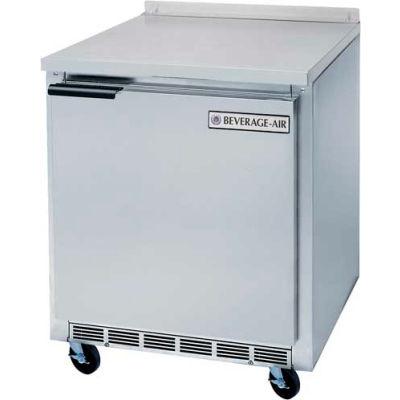 """Beverage Air® WTF27AHC 29""""D Worktop Freezer Food Prep Series, 27""""W"""