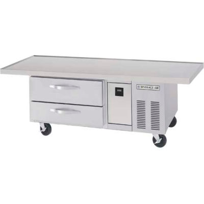 "Refrigerated Chef Bases w/ 2 Drawers WTRCS52 Series, 72""W - WTRCS52HC-1-72"