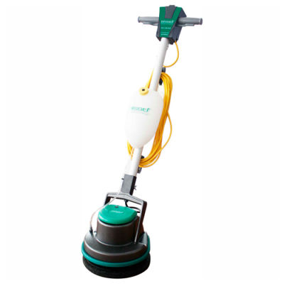 "Bissell BigGreen Commercial Easy Motion Floor Machine With Tank, 13"" Cleaning Path"