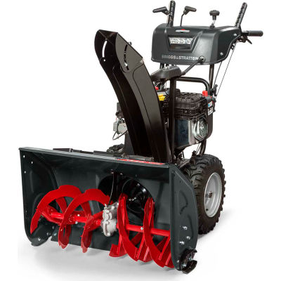 """Briggs & Stratton 30"""" Medium-Duty Snow Thrower 1530MDS - Dual Stage, 306cc. Gas with Electric Start"""