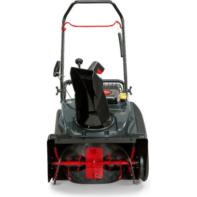 """Briggs & Stratton 22"""" Snow Thrower w/ SnowShredder™ 1022EX - Single Stage, Gas Electric Start"""