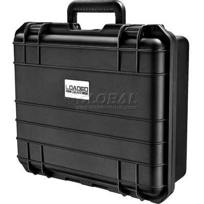 """Barska Loaded Gear HD-300 Hard Case- Watertight, Crushproof, 17""""L x 15""""W x 6""""H"""