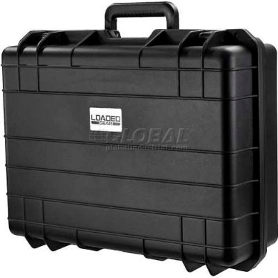 "Barska Loaded Gear HD-400 Hard Case- Watertight, Crushproof, 20-1/4""L x 16-5/16""W x 7-29/32""H"