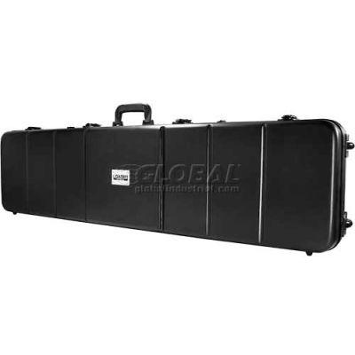 """Barska Loaded Gear AX-300 Rifle Hard Case-Crushproof w/Wheels, 47""""L x 12-3/4""""W x 4-3/4""""H"""