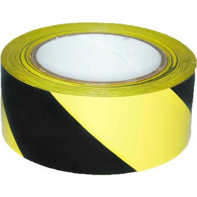 Bircher Reglomat ES-Tape Yellow/Black Awareness Tape (108 Foot Roll )