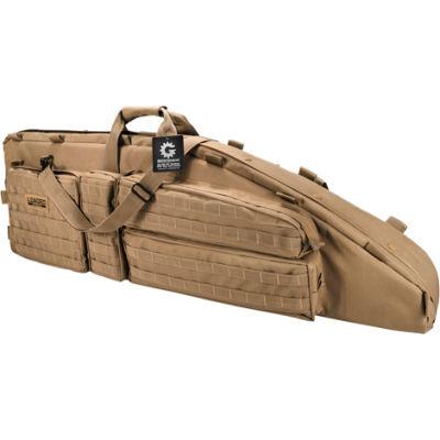 "Barska Loaded Gear RX-600 Tactical Rifle Bag BI12552 46"" x 5"" x 11-1/2"" Dark Earth"