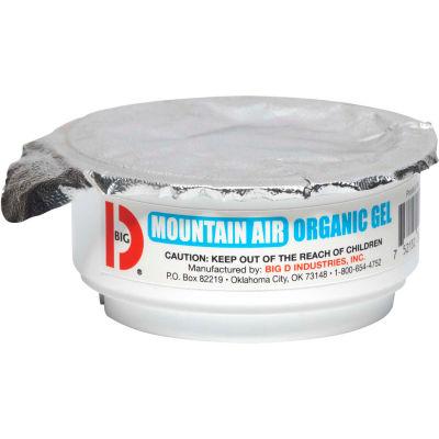 Big D Organic Deodorant Gel - Mountain Air - 115