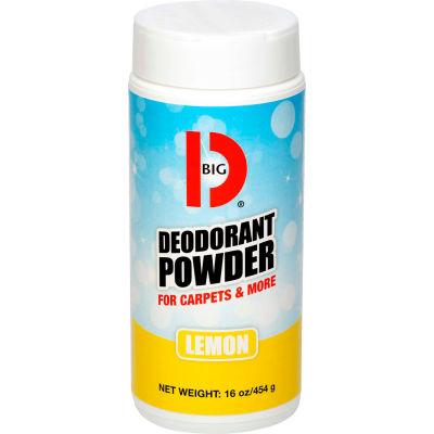 Big D Carpet Deodorant Powder, 1 lb. Can - 152