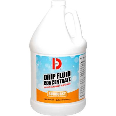 Big D Drip Deodorant Fluid - Sunburst - 1592
