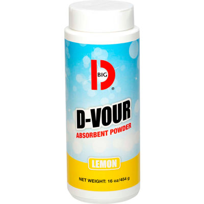 Big D D'Vour Absorbent Powder 1 lb. Can - 166