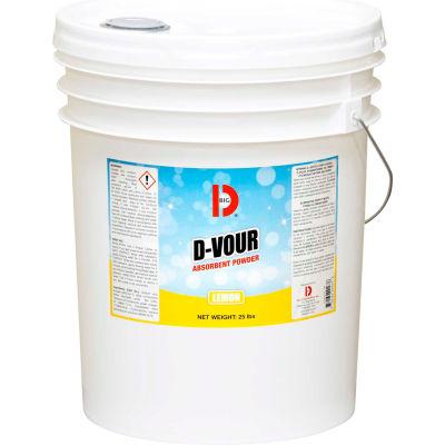 Big D D'Vour Absorbent Powder 25 lb. Container - 167