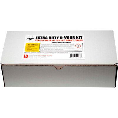 Big D Extra Duty D'Vour Bodily Fluid Clean-Up Kit - 173