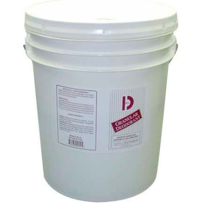 Big D Granular Absorbent Deodorant 100 lb. Container - 3151