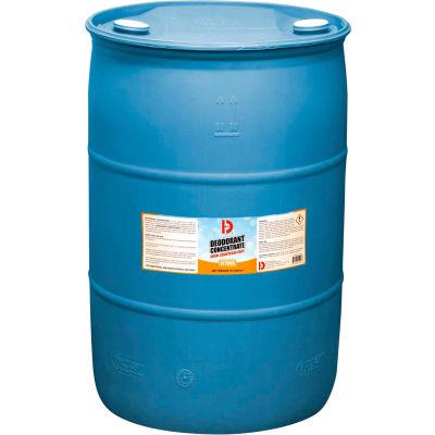 Big D Deodorant Concentrate - Citrus 55 Gallon Drum - 3208