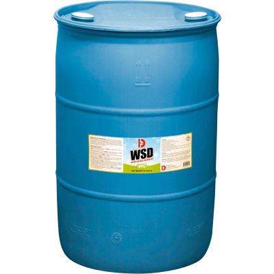 Big D Water Soluble Deodorant - Apple 55 Gallon Drum - 3656