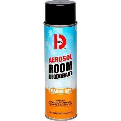 Big D Handheld Aerosol Room Deodorant - Mango Bay - 431