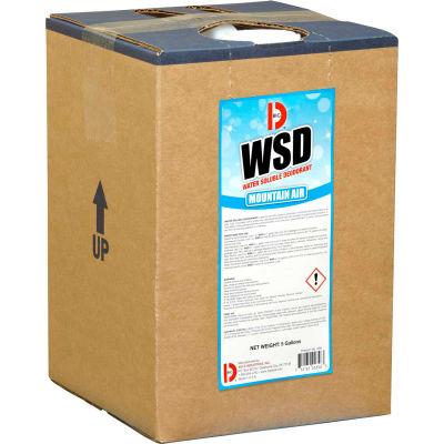 Big D Water Soluble Deodorant - Mountain Air 5 Gallon Pail - 5358