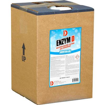 Big D Enzym D Bacteria/Enzyme Culture plus Deodorant, 5 Gallon Pail - 5510