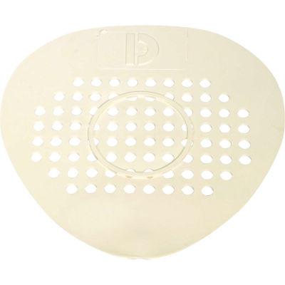 Big D Flat Urinal Screen - Natural/White - 647