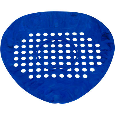 Big D Flat Urinal Screen - Apple/Blue - 648