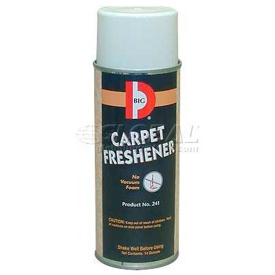 Big D Carpet Spotter Plus, 18 oz. Aerosol Can, 12 Cans - 98