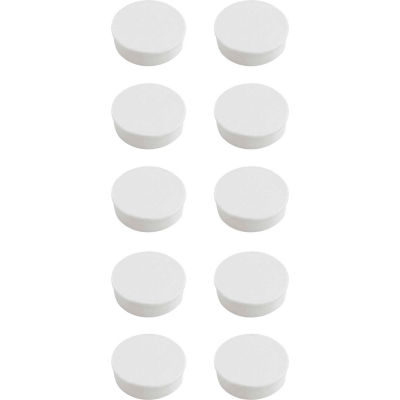 MasterVision Anti-Microbial Magnets - Pack of 10