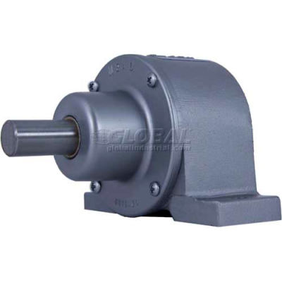 "Bimba-Mead Cylinder H-72, Single Acting 3"" Bore, 2"" Stroke, Double Side Lug Mount"