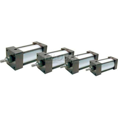 "Bimba-Mead NFPA Cylinder HD1-200X2-FB-MP, Heavy-Duty, 2"" Bore, 2"" Stroke"