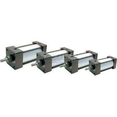 "Bimba-Mead NFPA Cylinder HD1-250X24-FB-MP, Heavy-Duty, 2-1/2"" Bore, 24"" Stroke"