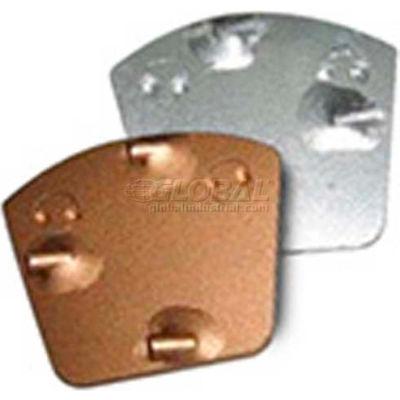 WerkMaster™ Specialty Surface Prep, 002-1164-01, Plug 'N Go™ MED Tri-Bit Pad CCW, 1 Pack