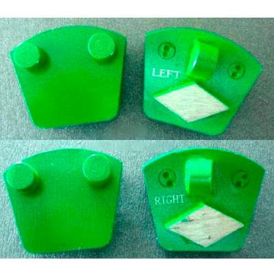 WerkMaster™ Plug 'N Go™ PCD W/ TCD Shark, CCW, 002-1349-00, 1 Pack