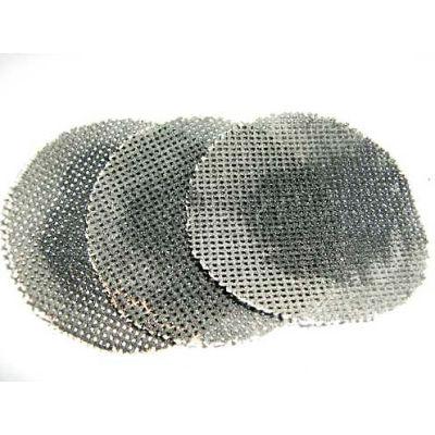 "WerkMaster™ Hardwood Tooling, 004-0083-00, 3"" Silicon Carbide Sanding Screens 80G, 1 Pack"