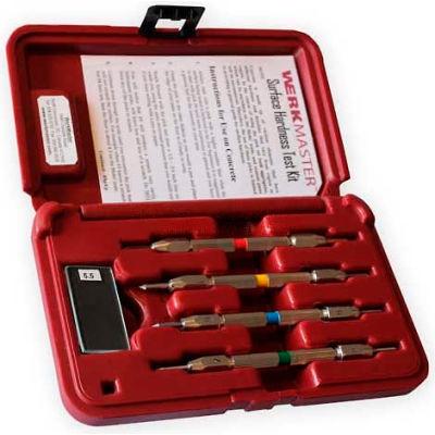 WerkMaster™ MOHS Hardness Test Kit, 007-0006-00, 1 Pack