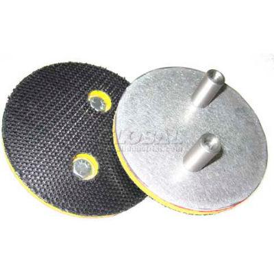 "WerkMaster™ 5 3/4"" Foam Hook and Loop® Adapter Plates (5/8"" Pang Shear Pins)"