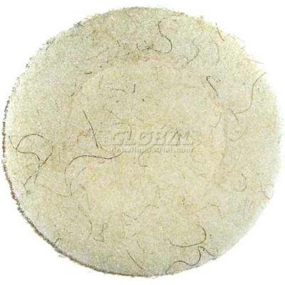 """WerkMaster™ Concrete Tooling, 011-0008-00, 4 3/4"""" Hogs Hair Pads, Scrubbing/Buffing Pad, 1 Pk"""