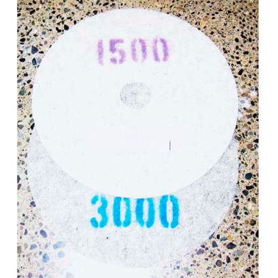 """WerkMaster™ Concrete Tooling, 011-0030-00, 21"""" Diamond Burnishing Pad, 800 Grit, 1 Pack"""