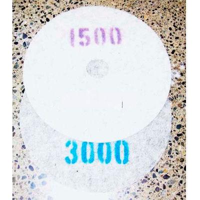 """WerkMaster™ Concrete Tooling, 011-0036-00, 27"""" Diamond Burnishing Pad, 3000 Grit, 1 Pack"""