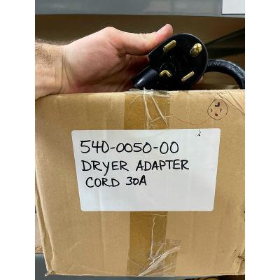 WerkMaster™ Dryer Adapter Cord, 30A, 540-0050-00, 1 Pack