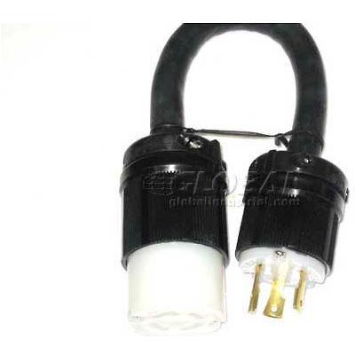 WerkMaster™ 3 Phase To Single Phase Adapter Plug , 540-0099-00, 1 Pack