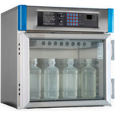 Blickman 7927TG Warming Cabinet with Single Glass Door, 2.87 Cu. Ft. Capacity