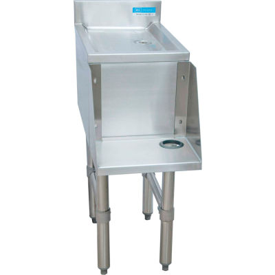 """BK Resources BKUBDMX-18-18S, Stainless Steel Mixing Station,  18""""Wx18-1/4""""Dx32-1/2""""H"""