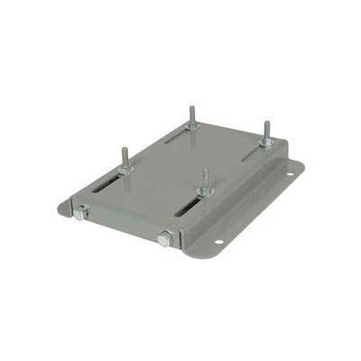Sliding Bases for RPM III DC Motors, Heavy Duty, 419914-1E, UC3612ATZ Motor Frame