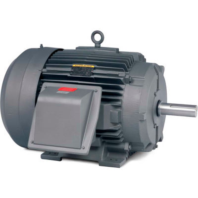 Baldor-Reliance Automotive Duty Motor, AEM4311-4, 3 PH, 460 V, 50 HP, 1780 RPM, TEFC, 365U Frame
